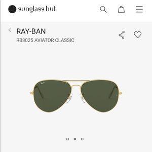 Ray Ban Classic Aviators
